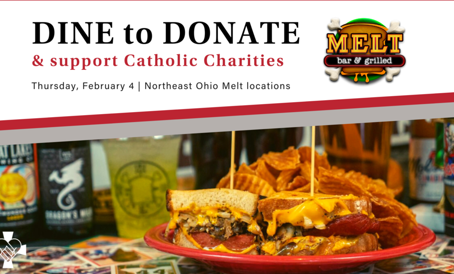 Dine to Donate at Melt Bar and Grilled