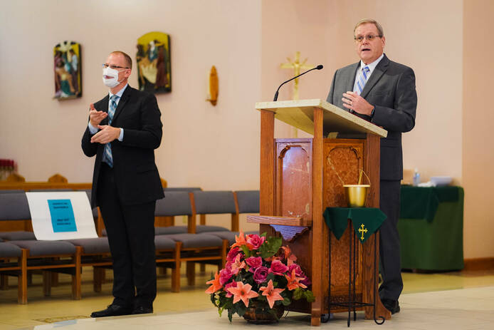 Honoring our Employees: 21st Annual St. Elizabeth of Hungary Celebration
