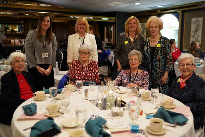 Summit County Women's Board style show raises nearly $16,000 for Catholic Charities