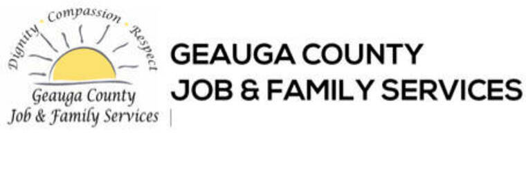 Geauga job and family services logo