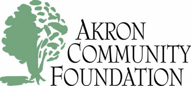 Logo akron community foundation