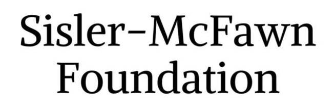 Sisler mcfawn foundation logo